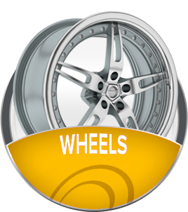 Shop for Wheels at Bear River Valley Tire Pros in Corinne, UT